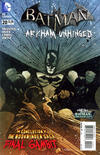 Cover for Batman: Arkham Unhinged (DC, 2012 series) #20