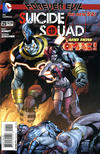 Cover for Suicide Squad (DC, 2011 series) #25