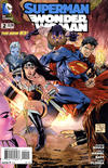 Cover for Superman / Wonder Woman (DC, 2013 series) #2