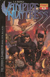 Cover for L.A. Banks' Vampire Huntress: The Hidden Darkness (Dynamite Entertainment, 2010 series) #4