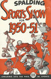Cover for Spalding Sports Show (A.G. Spalding & Bros., 1945 series) #1950