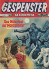 Cover for Gespenster Geschichten (Bastei Verlag, 1974 series) #108