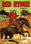 Cover for Red Ryder Comics (World Distributors, 1954 series) #54