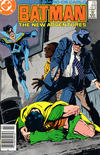 Cover Thumbnail for Batman (1940 series) #416 [Newsstand Variant]