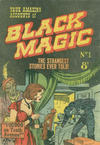 Cover for True Amazing Accounts of  Black Magic (Young's Merchandising Company, 1952 ? series) #1