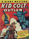 Cover for Kid Colt Outlaw Giant (Horwitz, 1960 ? series) #14