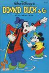 Cover for Donald Duck & Co (Hjemmet / Egmont, 1948 series) #19/1981