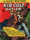 Cover for Kid Colt Outlaw Giant (Horwitz, 1960 ? series) #10