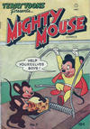Cover for Mighty Mouse (Superior Publishers Limited, 1947 series) #7