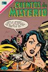Cover for Cuentos de Misterio (Editorial Novaro, 1960 series) #196