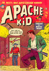 Cover for Apache Kid (Superior Publishers Limited, 1951 series) #10