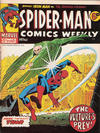 Cover for Spider-Man Comics Weekly (Marvel UK, 1973 series) #62