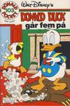 Cover Thumbnail for Donald Pocket (1968 series) #103 - Donald Duck går fem på [1. opplag]