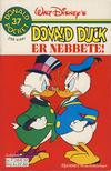 Cover Thumbnail for Donald Pocket (1968 series) #37 - Donald Duck er nebbete! [2. opplag]