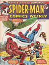 Cover for Spider-Man Comics Weekly (Marvel UK, 1973 series) #63