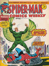 Cover for Spider-Man Comics Weekly (Marvel UK, 1973 series) #65