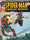 Cover for Spider-Man Comics Weekly (Marvel UK, 1973 series) #72