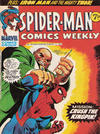 Cover for Spider-Man Comics Weekly (Marvel UK, 1973 series) #79