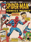 Cover for Spider-Man Comics Weekly (Marvel UK, 1973 series) #82