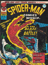 Cover for Spider-Man Comics Weekly (Marvel UK, 1973 series) #95