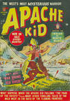 Cover for Apache Kid (Superior Publishers Limited, 1951 series) #6
