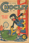 Cover for The Bosun and Choclit Funnies (Elmsdale, 1946 series) #45