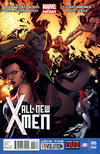Cover for All-New X-Men (Marvel, 2013 series) #5 [2nd Printing]