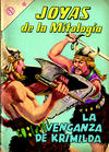 Cover for Joyas de la Mitología (Editorial Novaro, 1962 series) #12