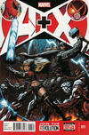 Cover for A+X (Marvel, 2012 series) #11
