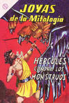 Cover for Joyas de la Mitología (Editorial Novaro, 1962 series) #16
