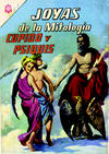 Cover for Joyas de la Mitología (Editorial Novaro, 1962 series) #38