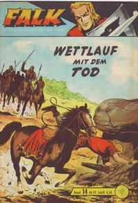 Cover Thumbnail for Falk, Ritter ohne Furcht und Tadel (Lehning, 1963 series) #14