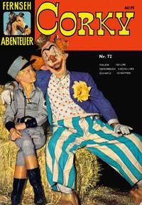Cover Thumbnail for Fernseh Abenteuer (Tessloff, 1960 series) #72