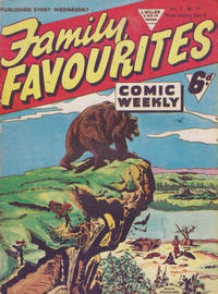 Cover Thumbnail for Family Favourites (L. Miller & Son, 1954 series) #19