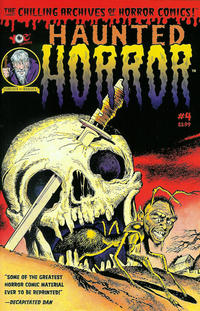 Cover Thumbnail for Haunted Horror (IDW, 2012 series) #4