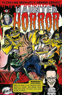 Cover Thumbnail for Haunted Horror (IDW, 2012 series) #6