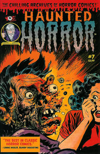 Cover Thumbnail for Haunted Horror (IDW, 2012 series) #7