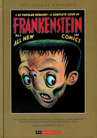 Cover Thumbnail for Roy Thomas Presents Frankenstein: The Classic Series Written and Drawn by Dick Briefer (PS, 2013 series) #3