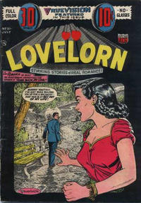 Cover Thumbnail for Lovelorn (American Comics Group, 1949 series) #51