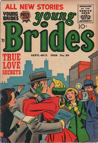 Cover Thumbnail for Young Brides (Prize, 1952 series) #v4#5 (29)