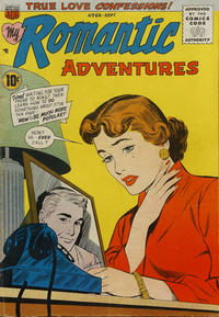Cover Thumbnail for My Romantic Adventures (American Comics Group, 1956 series) #69