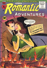 Cover Thumbnail for My Romantic Adventures (American Comics Group, 1956 series) #97