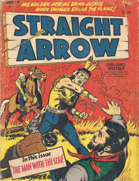 Cover Thumbnail for Straight Arrow Comics (Magazine Management, 1955 series) #19
