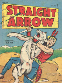 Cover Thumbnail for Straight Arrow Comics (Magazine Management, 1955 series) #36