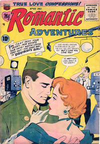 Cover Thumbnail for Romantic Adventures (American Comics Group, 1949 series) #62