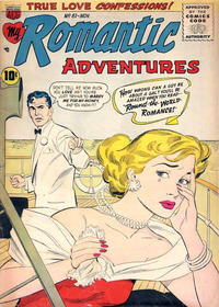 Cover Thumbnail for Romantic Adventures (American Comics Group, 1949 series) #61