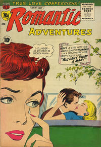 Cover Thumbnail for My Romantic Adventures (American Comics Group, 1956 series) #91