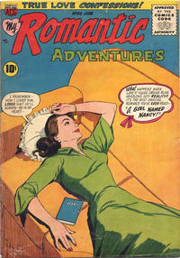 Cover Thumbnail for Romantic Adventures (American Comics Group, 1949 series) #66