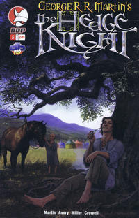Cover for The Hedge Knight (Devil's Due Publishing, 2004 series) #5