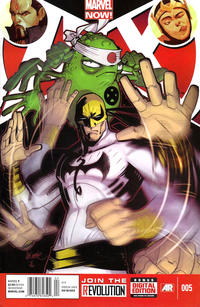 Cover Thumbnail for A+X (Marvel, 2012 series) #5 [Newsstand]